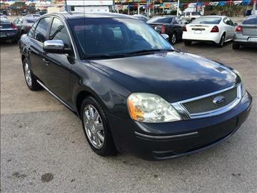 Martys Auto Sales >> Ford Five Hundred For Sale - Carsforsale.com