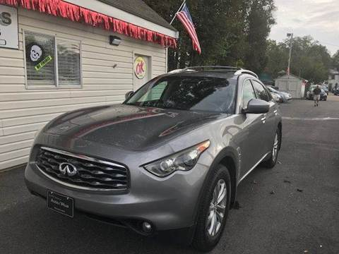 2010 Infiniti FX35 for sale in Amesbury, MA