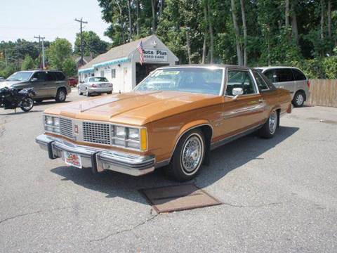 1978 Oldsmobile Ninety Eight 2dr Coupe