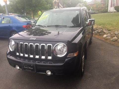 2011 Jeep Patriot for sale in Amesbury, MA