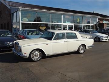 1969 Rolls-Royce Shadow