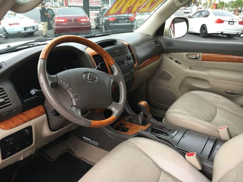 2006 Lexus GX 470 4dr SUV 4WD - Tucson AZ