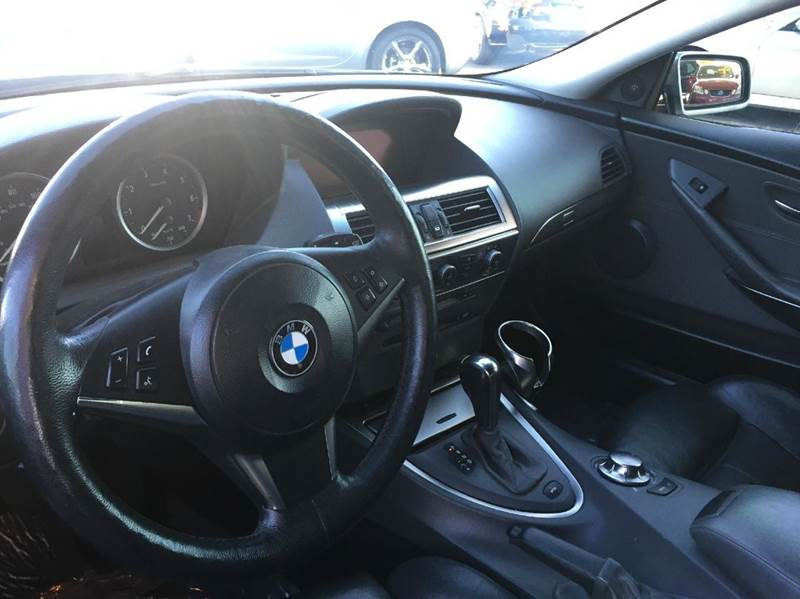 2005 BMW 6 Series 645Ci 2dr Coupe - Tucson AZ