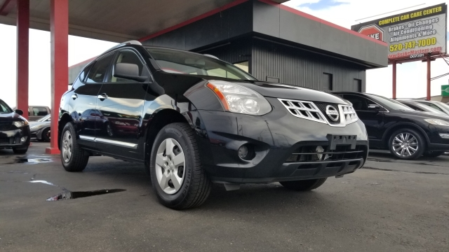 2014 Nissan Rogue Select AWD S 4dr Crossover - Tucson AZ