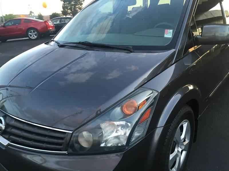 2007 Nissan Quest 3.5 S 4dr Mini-Van - Tucson AZ