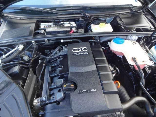 2008 Audi A4 AWD 2.0T quattro 4dr Sedan (2L I4 6A) - Tucson AZ