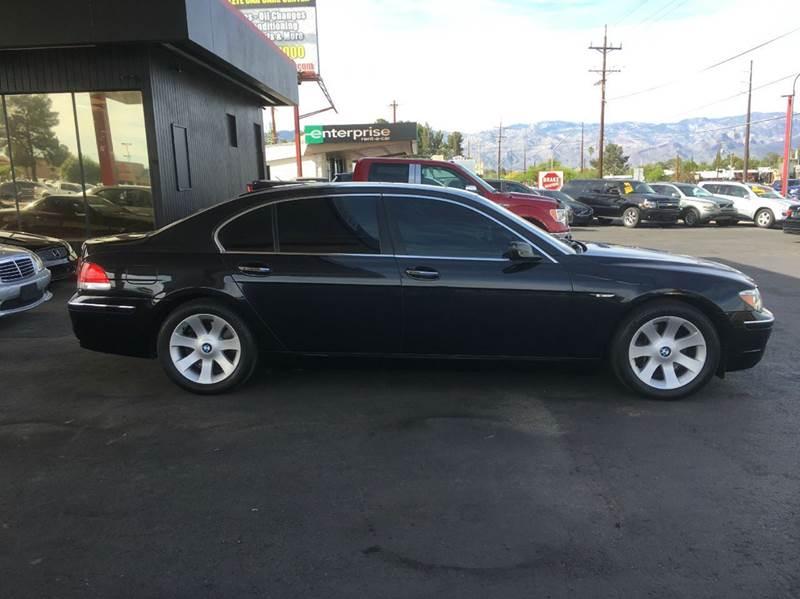 2006 BMW 7 Series 750Li 4dr Sedan - Tucson AZ