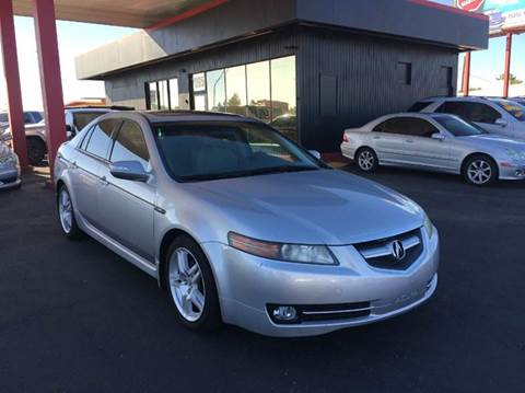 2008 Acura TL for sale in Tucson, AZ