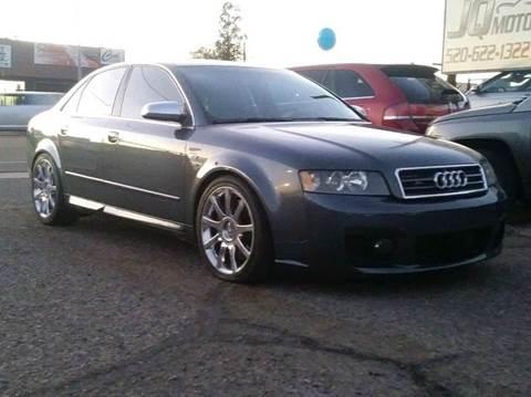2005 Audi S4 for sale in Tucson, AZ