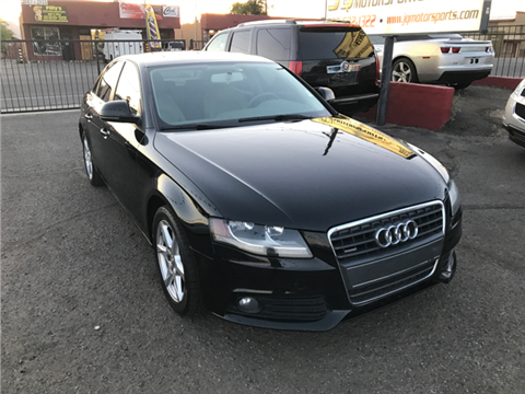 2009 Audi A4 for sale in Tucson, AZ