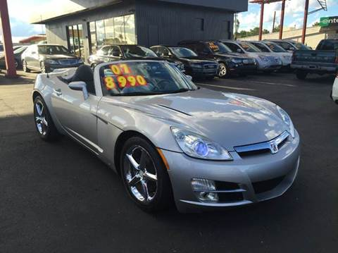 2007 saturn sky for sale. Black Bedroom Furniture Sets. Home Design Ideas