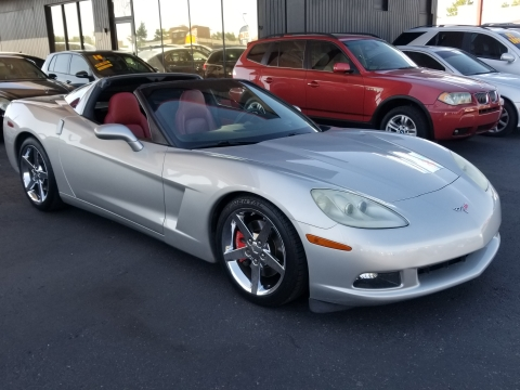 2005 Chevrolet Corvette for sale in Tucson, AZ