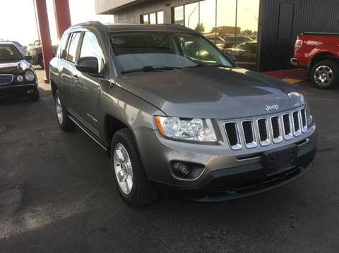 2013 Jeep Compass for sale in Tucson, AZ