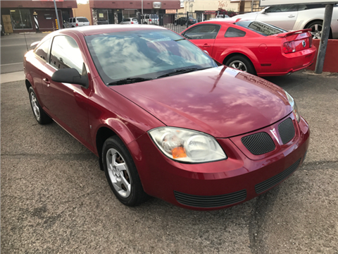 2007 Pontiac G5 for sale in Tucson, AZ