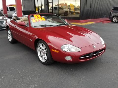 2002 Jaguar XK-Series for sale in Tucson, AZ