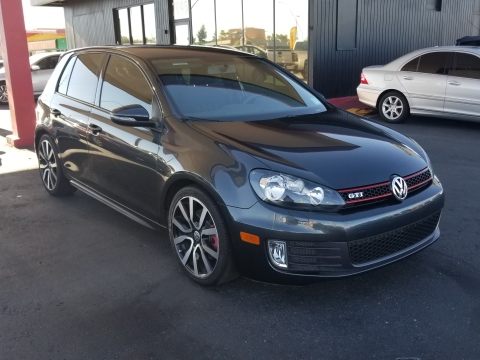 2014 Volkswagen GTI for sale in Tucson, AZ