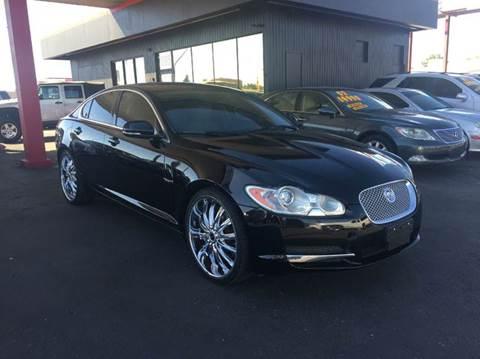 2011 Jaguar XF for sale in Tucson, AZ