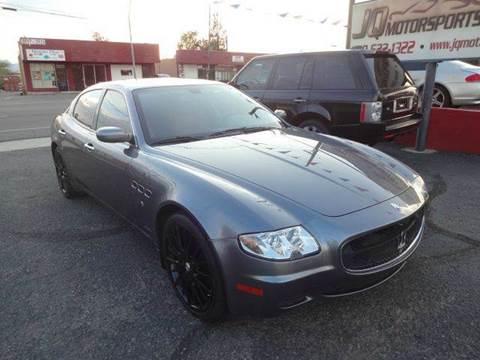 2007 Maserati Quattroporte for sale in Tucson, AZ