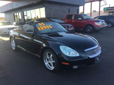 2003 lexus sc 430 for sale. Black Bedroom Furniture Sets. Home Design Ideas