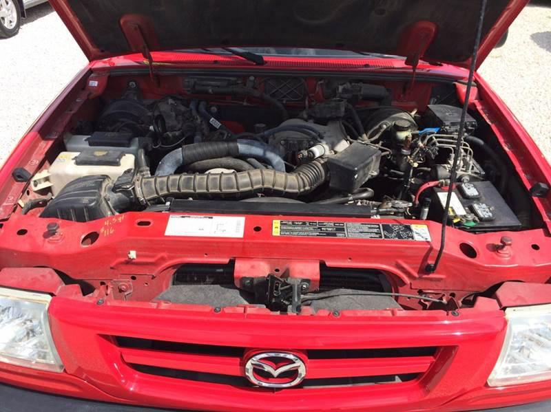 2001 Mazda B-Series Pickup B3000 2WD SB - Jefferson City MO
