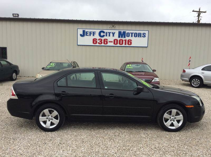 2009 Ford Fusion SE 4dr Sedan - Jefferson City MO