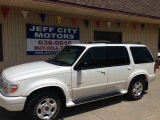 2000 ford explorer for sale in jefferson city mo. Cars Review. Best American Auto & Cars Review