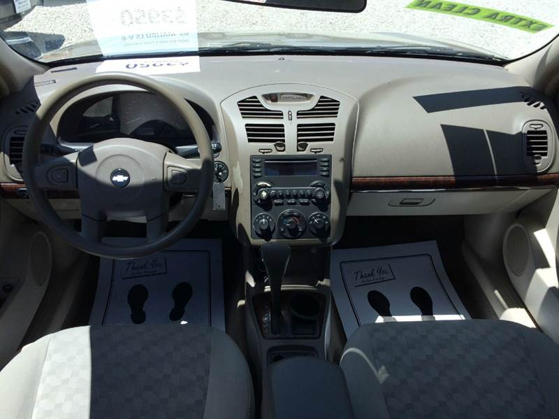 2005 Chevrolet Malibu LS 4dr Sedan - Jefferson City MO