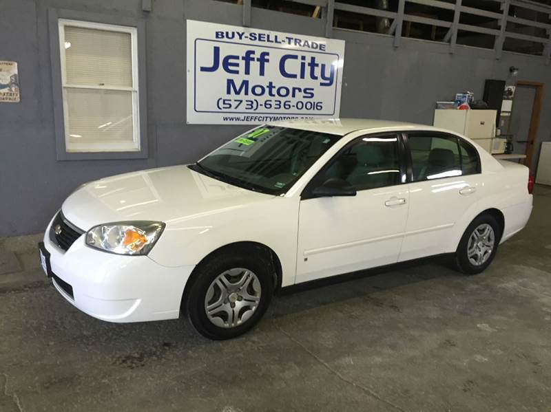 2007 Chevrolet Malibu Ls 4dr Sedan In Jefferson City Mo