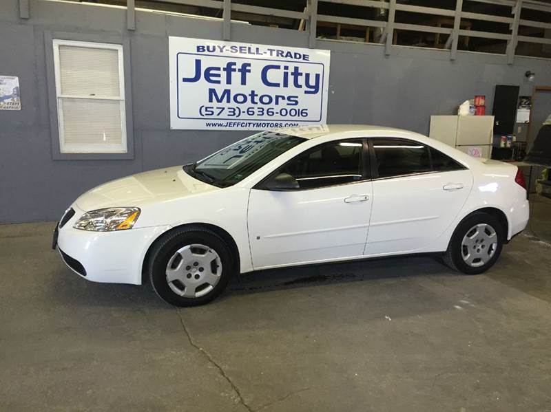 Pontiac G6 For Sale In Jefferson City Mo