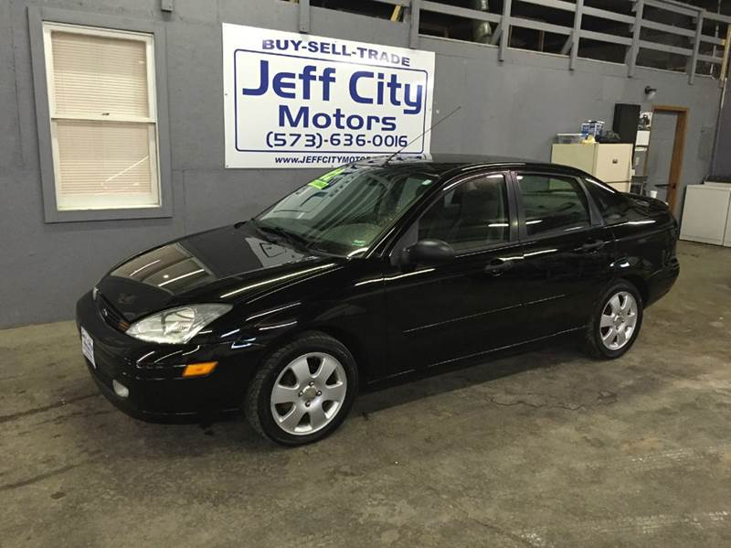 2002 Ford Focus In Jefferson City Mo Jeff City Motors