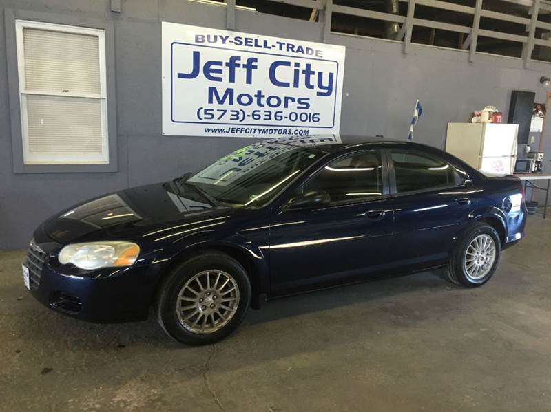 Chrysler Sebring For Sale In Jefferson City Mo