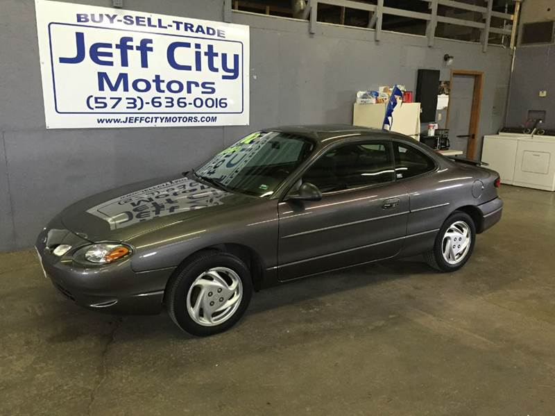 2002 ford escort zx2 2dr coupe in jefferson city mo jeff