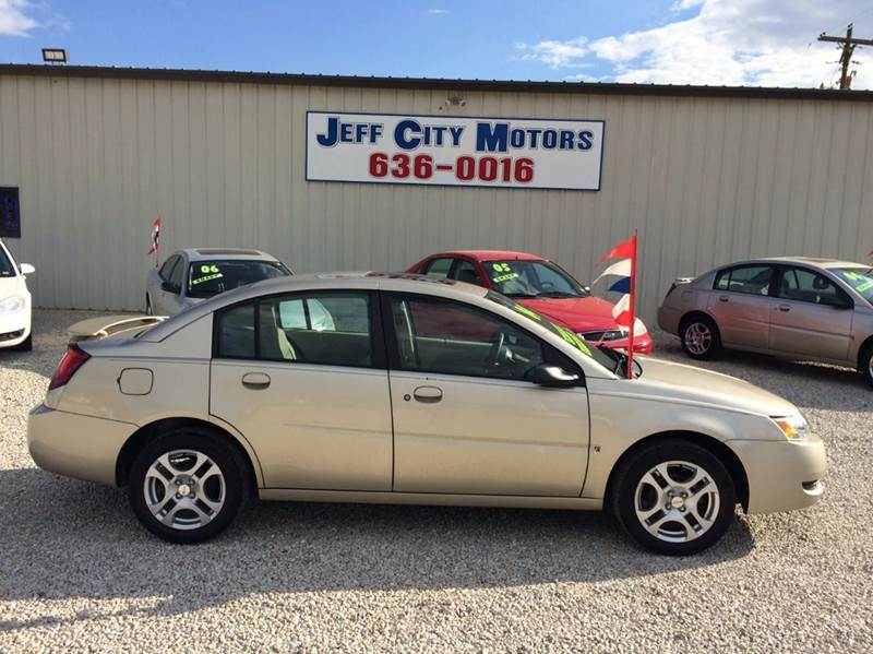 2004 Saturn Ion 2 4dr Sedan - Jefferson City MO