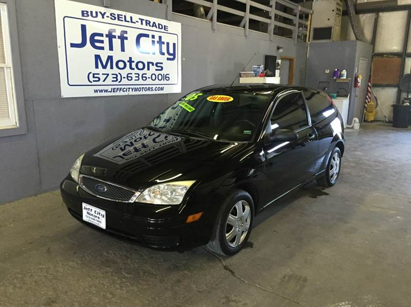 2005 Ford Focus Zx3 S 2dr Hatchback In Jefferson City Mo