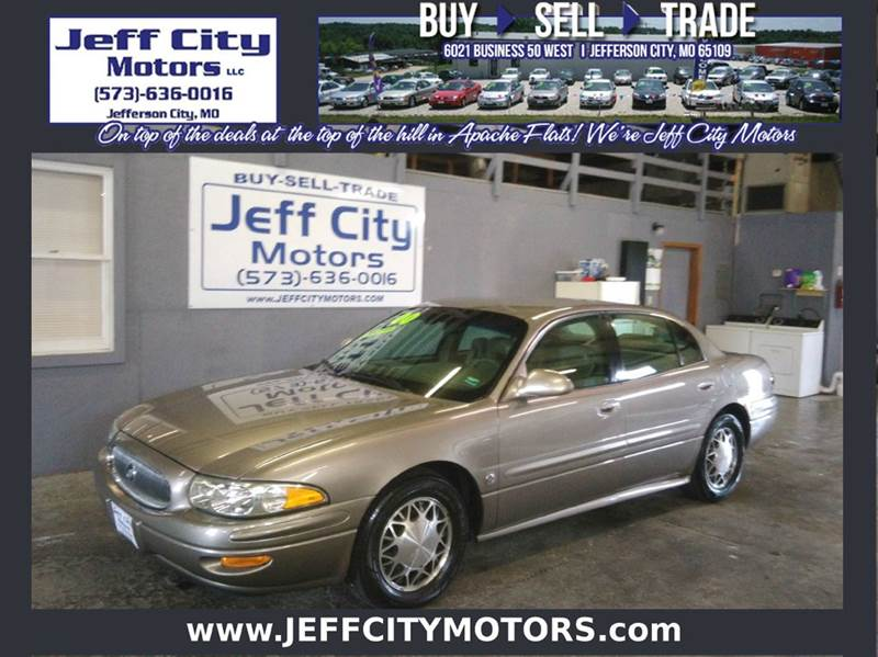 2000 buick lesabre custom 4dr sedan in jefferson city mo