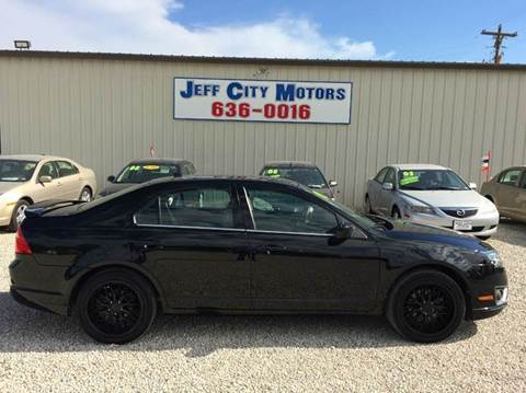 2010 Ford Fusion for sale in Jefferson City, MO