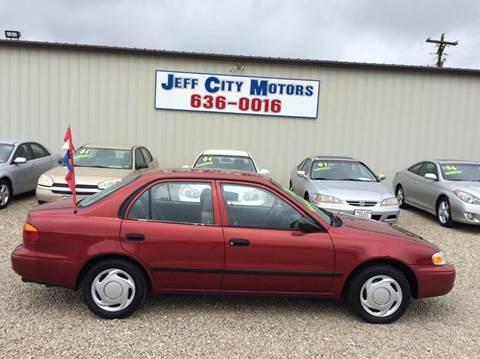 2001 Chevrolet Prizm for sale in Jefferson City, MO