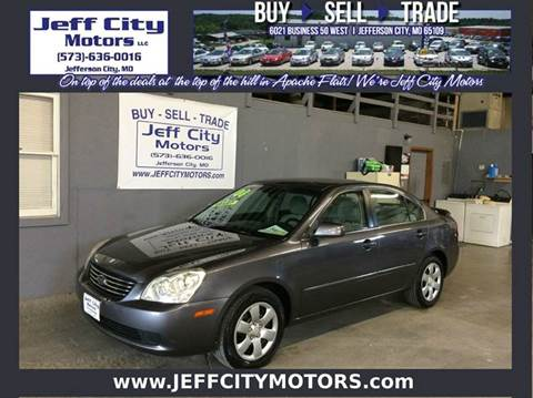 2008 Kia Optima for sale in Jefferson City, MO