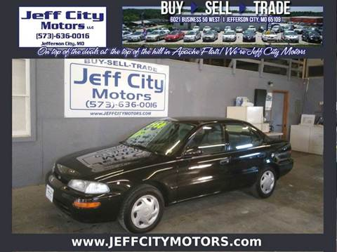 1995 GEO Prizm for sale in Jefferson City, MO