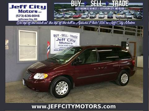 2002 Chrysler Voyager for sale in Jefferson City, MO