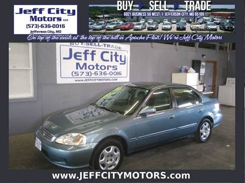 Honda Civic For Sale Jefferson City Mo