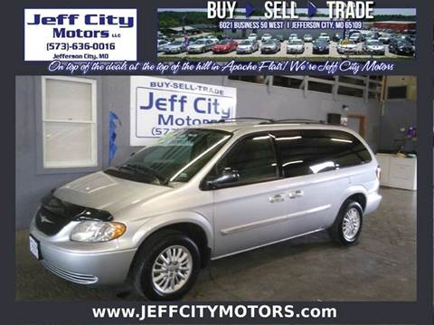 2004 Chrysler Town and Country for sale in Jefferson City, MO