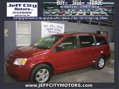 2008 Dodge Grand Caravan for sale in Jefferson City, MO