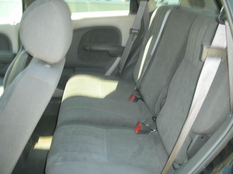 2002 Chrysler PT Cruiser Base 4dr Wagon - Greenville SC