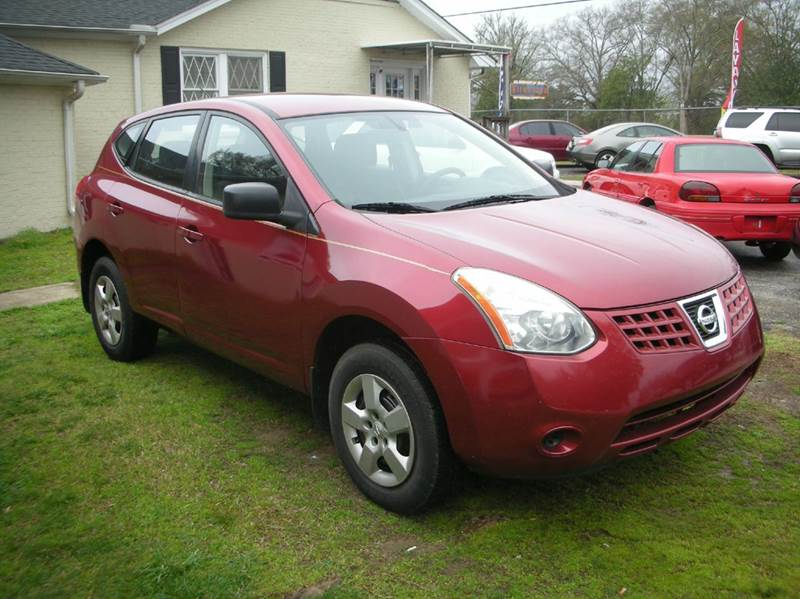 2009 Nissan Rogue S Crossover 4dr - Greenville SC