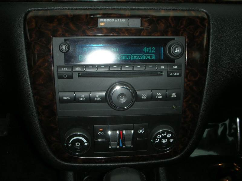 2012 Chevrolet Impala LT Fleet 4dr Sedan - Greenville SC