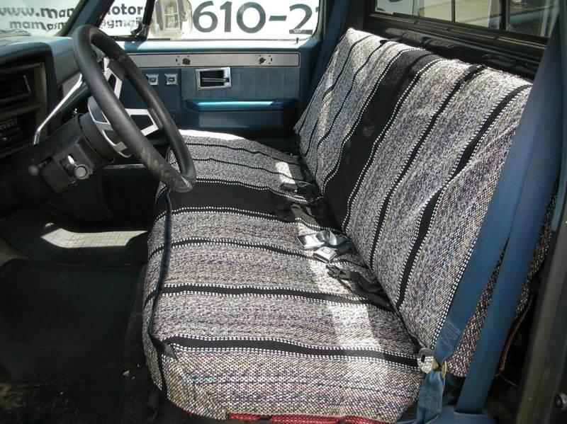 1986 Chevrolet C/K 10 Series C10 Silverado 2dr Standard Cab SB - Greenville SC