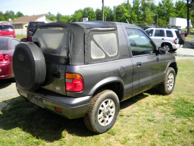 2001 Kia Sportage