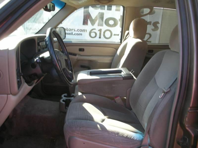 2003 Chevrolet Tahoe LS 4dr SUV - Greenville SC