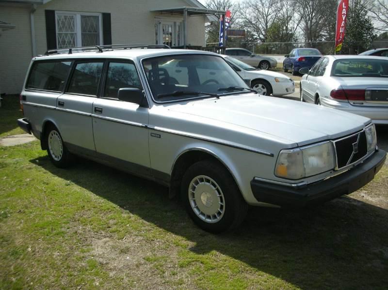 1990 Volvo 240 4dr Wagon - Greenville SC